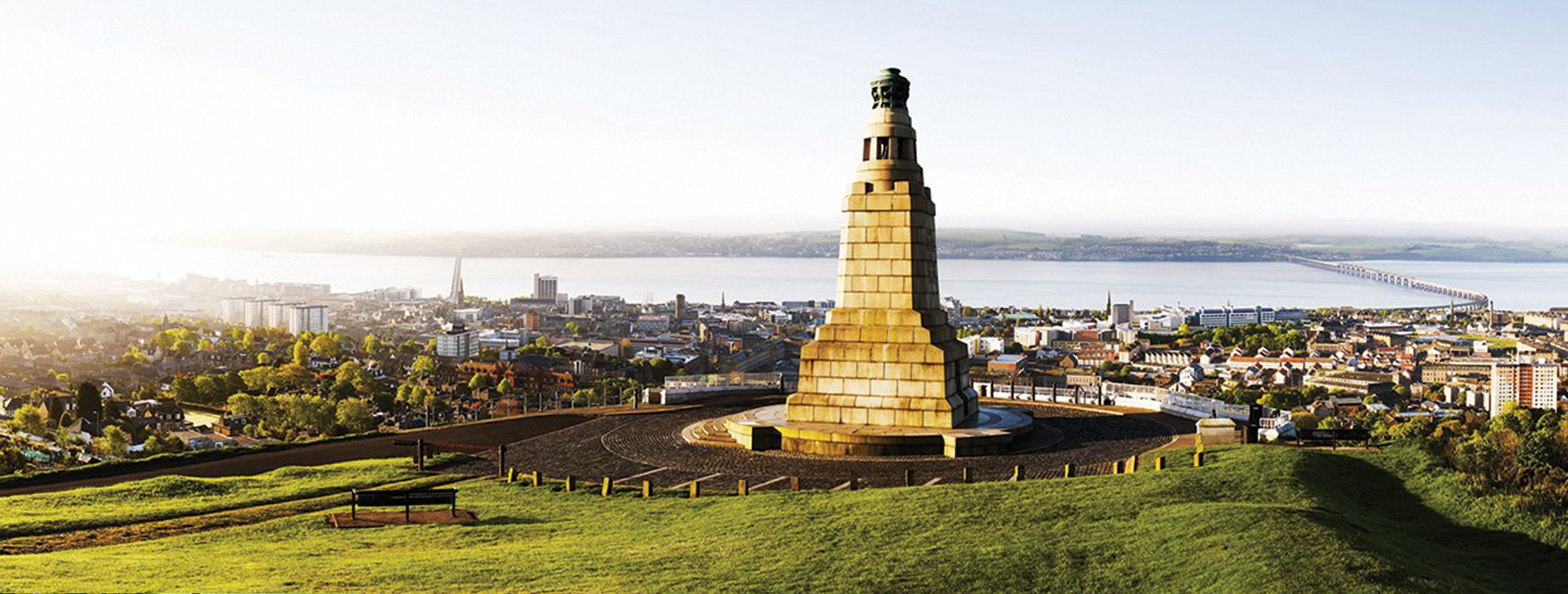 A vida em Dundee