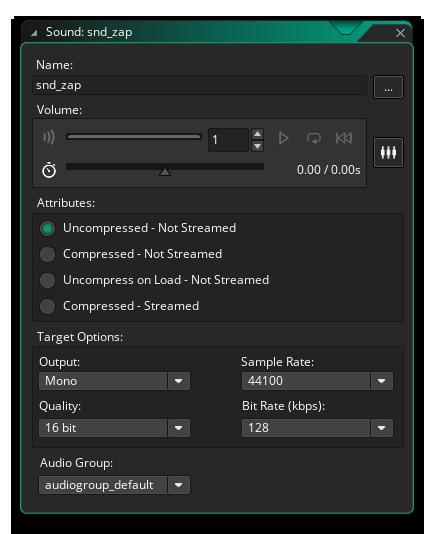 The Sound Editor