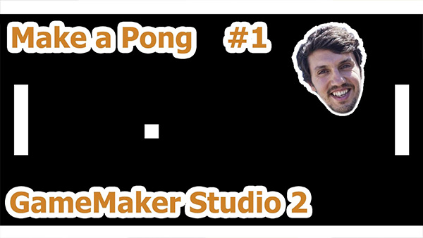 Make a Pong in Drag and Drop