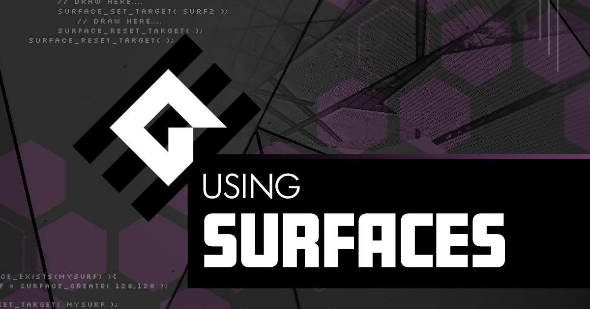 Using Surfaces