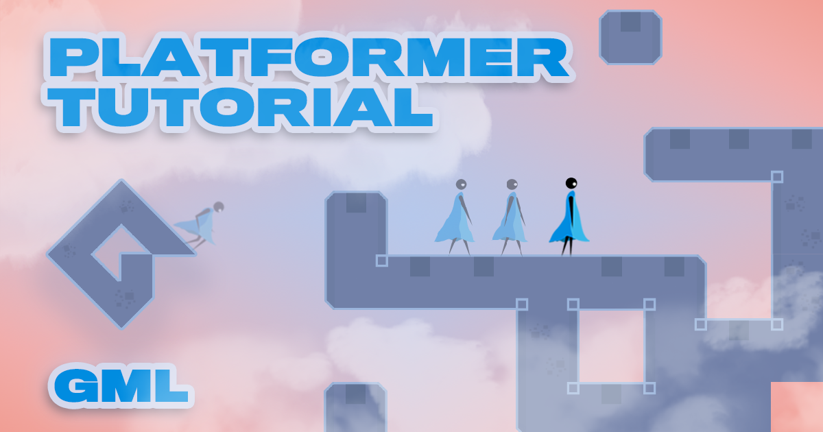 Create a Platformer Game with GML
