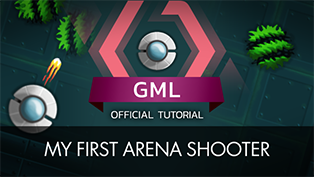 My First Arena Shooter | GML
