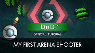 My First Arena Shooter | DnD