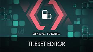 The Tile Set Editor