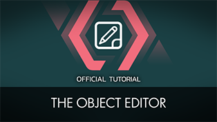The Object Editor - IDE Basics